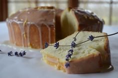 Hauser Creek Farm, Natural Hand Grown Beauty - Lavender Farm, Mocksville, NC - Blog - Hello Spring, Hello Lavender: Pound Cake with Style