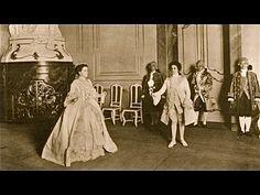 Strauss Rosenkavalier mit Uraufführungssängern 1911 (Osten·Nast: Duett O...