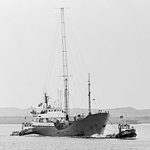 Radio Paradijs (zeezender) - Wikipedia Free Radio, Old Time Radio, Veronica, North Sea, Tv On The Radio, Sailing Ships, Nostalgia, The Past, Sci Fi