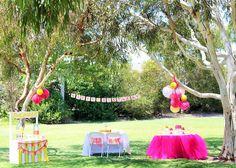 sunshine and lemonade party