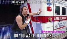 Oh my gosh Dean....Yes I will..