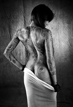 #nude #tattoo photography: For you Steve