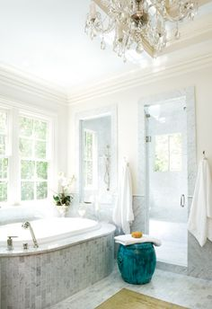 House of Turquoise: Bathroom