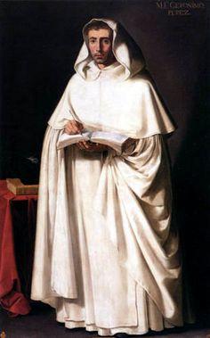 07/11/1598 : Francisco de Zurbarán, peintre espagnol († 27 août 1664).