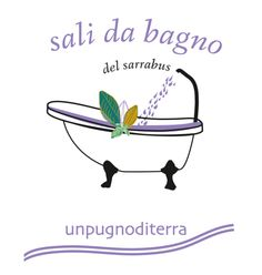 Sali da bagno | UNPUGNODITERRA, erbe aromatiche officinali