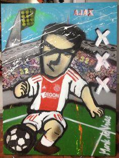 Ajax 32 x.. likje verf waard!