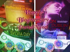 Happy Blogiversary Portal Novel!! | Baca Cerita Online: Portal Novel Dewasa Terjemahan