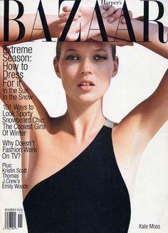 Kate cover  Harpers Bazaar