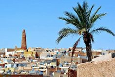 Beautiful Wadi Mezab - Algeria