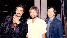 Alan, Merrill and Wayne Osmond...