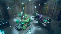 BADA Space Station Screenshots