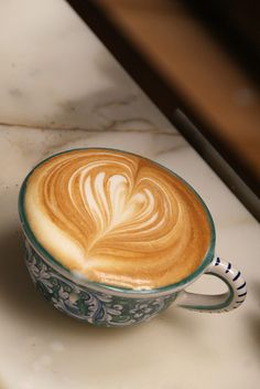 Perfect Pour La Colombe Chicago  by drew*in*chicago, via Flickr