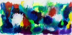 NEW PAINTING  Deflection II  70x140 cm  My website: https://artbylonfeldt.dk/  #art #arts #paintings #painting #fineart #artbylonfeldt