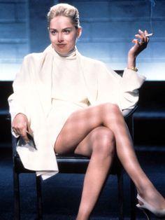 Sharon Stone en Instinto Básico - http://cine.fnac.es/a831712/Instinto-basico-Edicion-horizontal-sin-especificar