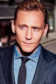 Tom Hiddleston by David Burton for GQ Magazine. Full size image: http://ww1.sinaimg.cn/large/6e14d388gw1ex5pw8ytbej21571jkwwn.jpg Source: http://www.gq.com/gallery/tom-hiddleston-suit-photos#1