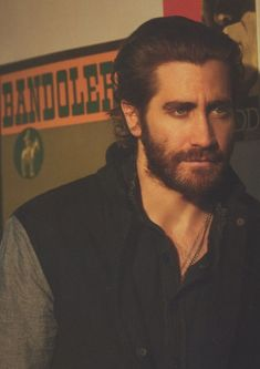Forget this is Jake Gyllenhaal. He'd make a good character