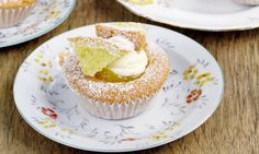 Mary Berry Cooks: Orange butterfly cakes
