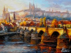 Prague, Fine Art, Artist, Pictures, Painting, Photos, Artists, Photo Illustration, Painting Art