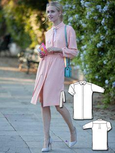 Shirt Dress 03/2016 #112B