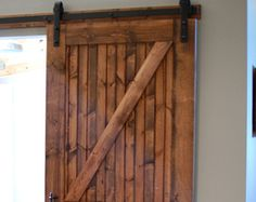 atlanta custom interior barn doors double z style finished in dark walnutu2026 our forever home pinterest barn doors barn and doors