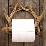 Shop for rustic towel bars and lodge bathroom accessories at Black Forest Decor, the ultimate source for rustic bathroom decorating and lodge furnishings. Camo Bathroom, Lodge Bathroom, Bathroom Black, Classic Bathroom, Basement Bathroom, Modern Bathroom, Primitive Bathrooms, Rustic Bathrooms, Cabin Bathrooms