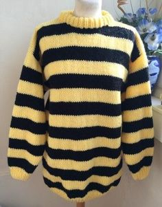 c4d752b62eec Bumble Bee. Bumble Bee Hand knitted ...