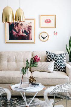 Aprenda a usar a cor da temporada o' Rose Quartz' na decor da sua casa