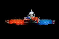 Visit Britain Illumination
