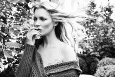 cool Kate Moss for Liu Jo Jeans Fall/Winter 2015-2015 Campaign
