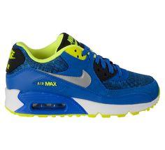 Nike Air Max Junior Blauw