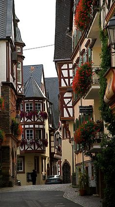 Ürzig, Rhineland-Palatinate, Germany (by Ervanofoto on Flickr)