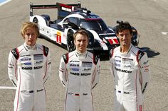 El próximo domingo 17 de abril, primera prueba de la temporada 2016 del Campeonato Mundial de Resistencia (WEC) de la FIA a disputar en Silverstone (Inglaterra), Porsche iniciará su misión de defensadel título. El momento cumbre de la temporada llegará en junio con las 24 Horas de Le Mans, la tercera carrera del WEC. El...