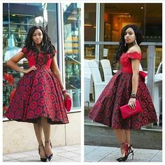 A woman with a fashion scene always look hot African Dresses For Women, African Print Dresses, African Print Fashion, African Attire, African Wear, African Fashion Dresses, African Women, African Outfits, African Style