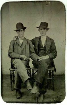 Amistad entre hombres en la época Victoriana