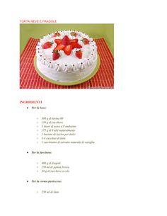 A me piacciono moltissimo le torte.1E Alberghiero - Presentazione RICETTA - Community - Google+