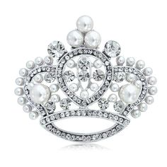 Checkout Queen For A Day Pin at BlingJewelry.com