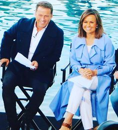 Shocking departure: Lisa Wilkinson shocked the TV world on Monday when she announced she was leaving the Today show to join The Project on Channel Ten , after it was revealed the Nine Network refused to pay her the same salary as Karl Stefanovic Today Show Hosts, Lisa Wilkinson, The Nines, Equality, Wednesday, Chill, Channel, Join, Tv