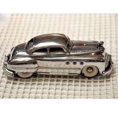 Vintage car shaped lighter