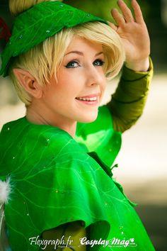 Tinker Bell | ... é uma gracinha também, não? Saca só que Tinker Bell mais fofa