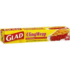 Glad Clingwrap Plastic Wrap -