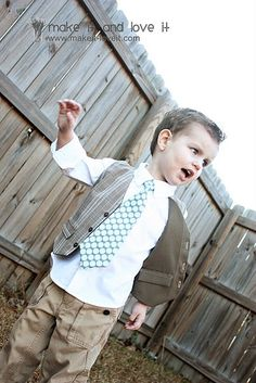 IF ONLY...I had a boy! This is about the cutest thing ever!