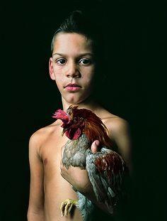 PIERRE GONNORD http://www.widewalls.ch/artist/pierre-gonnord/ #photography