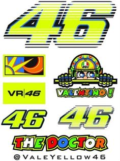 i love rock and roll Valentino Rossi Logo, Faded Beard Styles, Vale Rossi, Yamaha Logo, Grand Prix, Motos Honda, Tracker Motorcycle, Biker Quotes, Vr46