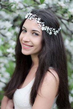 Wedding Headdress Crystal Headpiece Bridal Crystal Hair