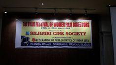 SILIGURI::1st film festival of women film directors,organizedby Siliguri cine society in association with Federation of Film Societies of India, opened at the Ramkinkar prodorshoni hall(Dinabondhu manch) here in Siliguri on Friday.   #Bangladeshi film #Dinabondhu manch #Federation of Film Societies of India #Flim Festival