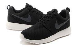 quality design e220e dc851 classic nike roshe run black anthracite grey running shoes Nike Gratis Sko,  Adidas Superstar,