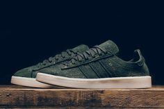 """Crafted"" adidas Campus in C.F. Stead Suede - EU Kicks Sneaker Magazine"