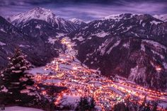 View Finkenberg, Zillertal, Tyrol @stockresort - #lovinit Spa, Mount Everest, Mountains, Winter, Nature, Travel, Vacation, Winter Time, Naturaleza