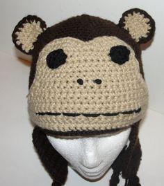 Monkey hat!