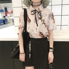 """Chic_over.shop on Twitter: """"เสื้อพิมพ์ลายน้องหมา เพิ่มดีเทลผูกโบว์ตรงปก อก 38"""" ยาว 20"""" ราคา 300.- #เพลิงบุญ #เสื้อผ้าเกาหลี #เสื้อผ้าสไตล์เกาหลี https://t.co/2aXUYJrXgd"""""""